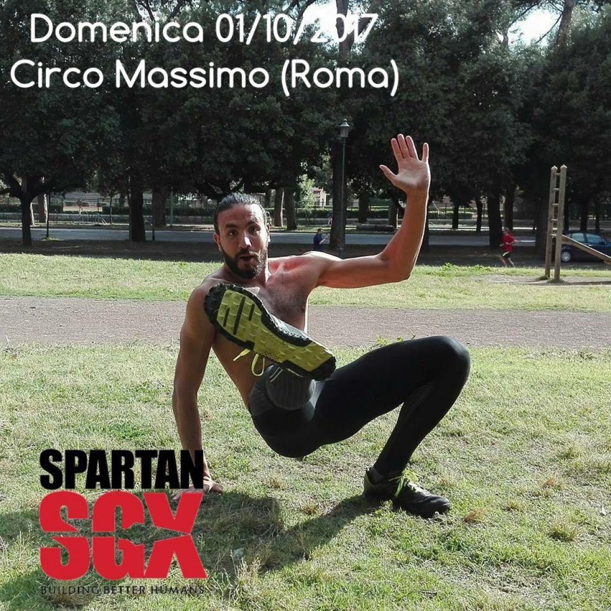 SPARTAN SGX presenta:  Roma - Spartan SGX Freeman Workout