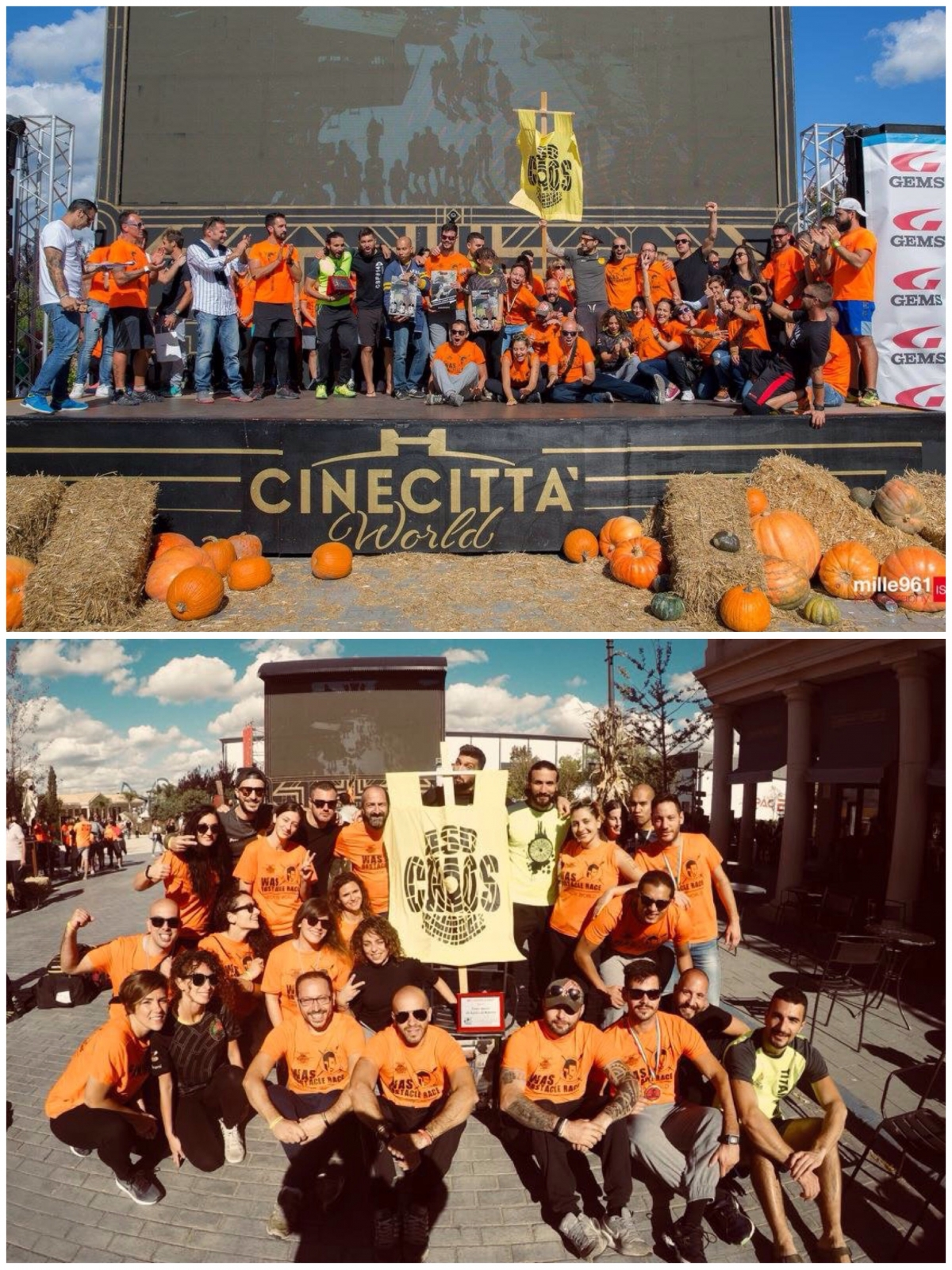 Was Obstacle Race - Cinecittà